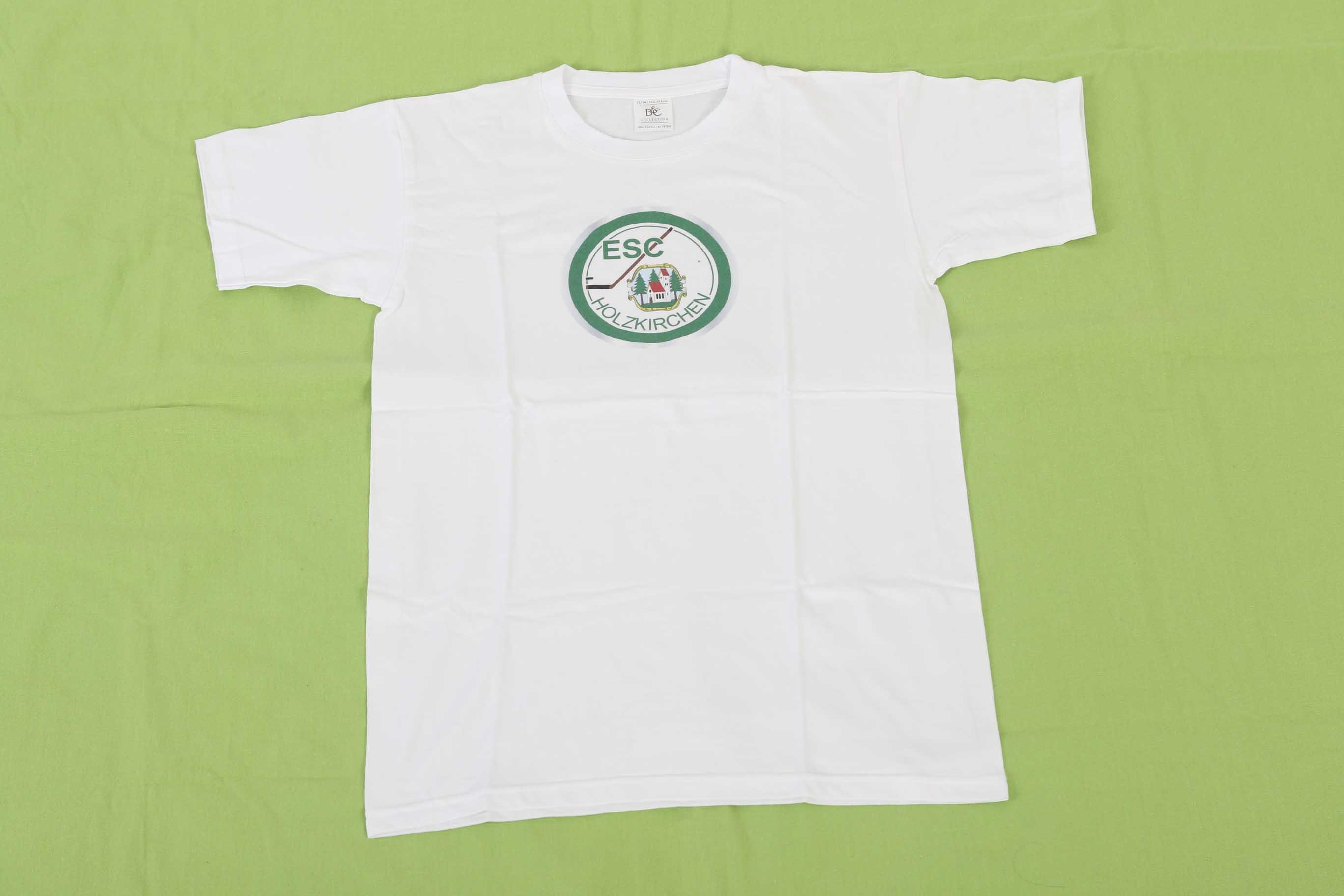 T-Shirt weiß 3