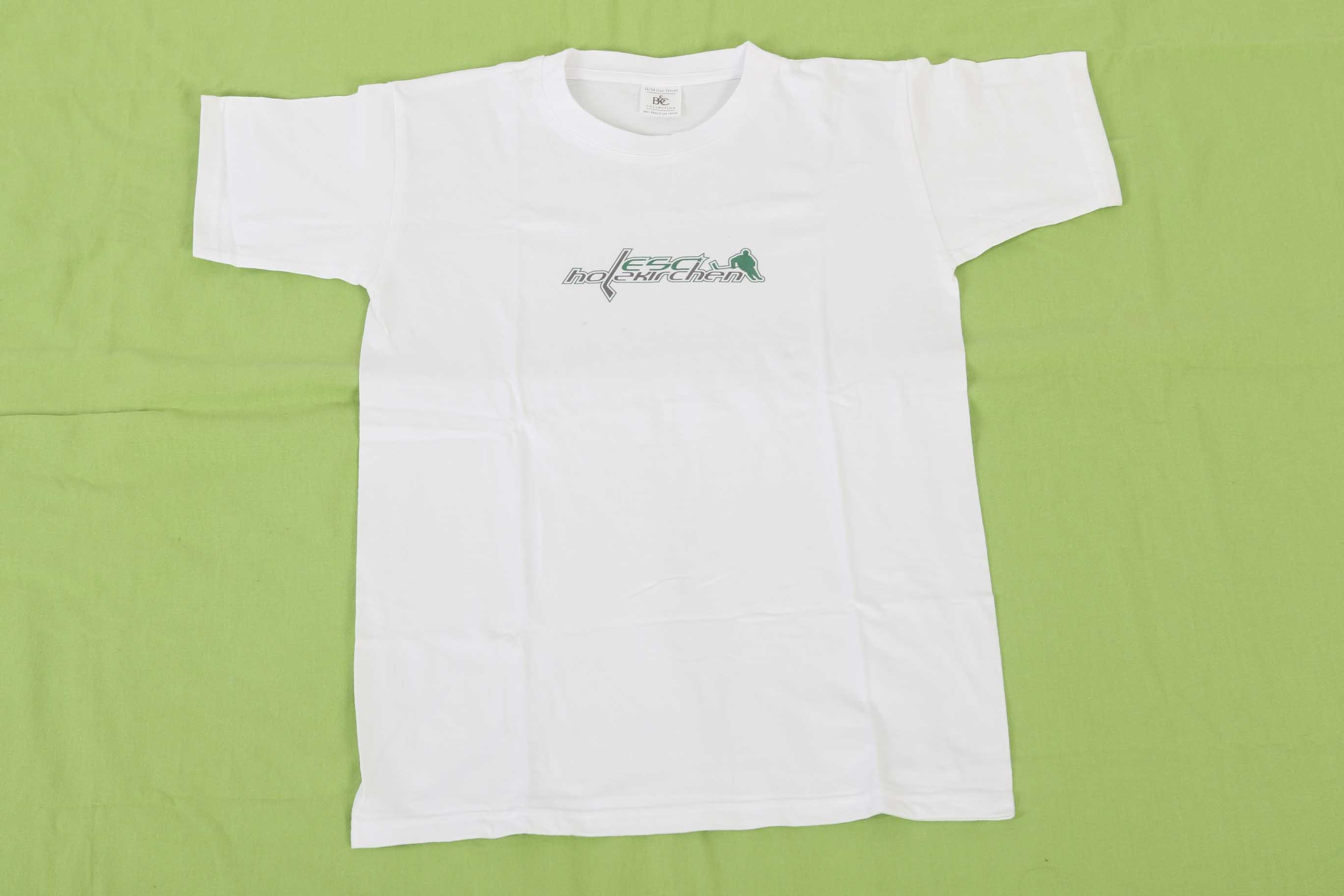 T-Shirt weiß 4